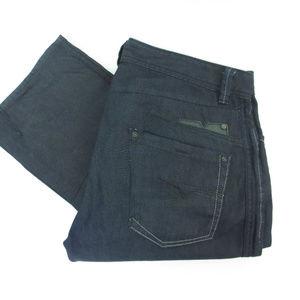 DIESEL DARRON 008LG Dark Denim Jeans